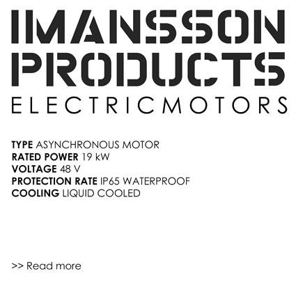Product Elektromotor Achterkant
