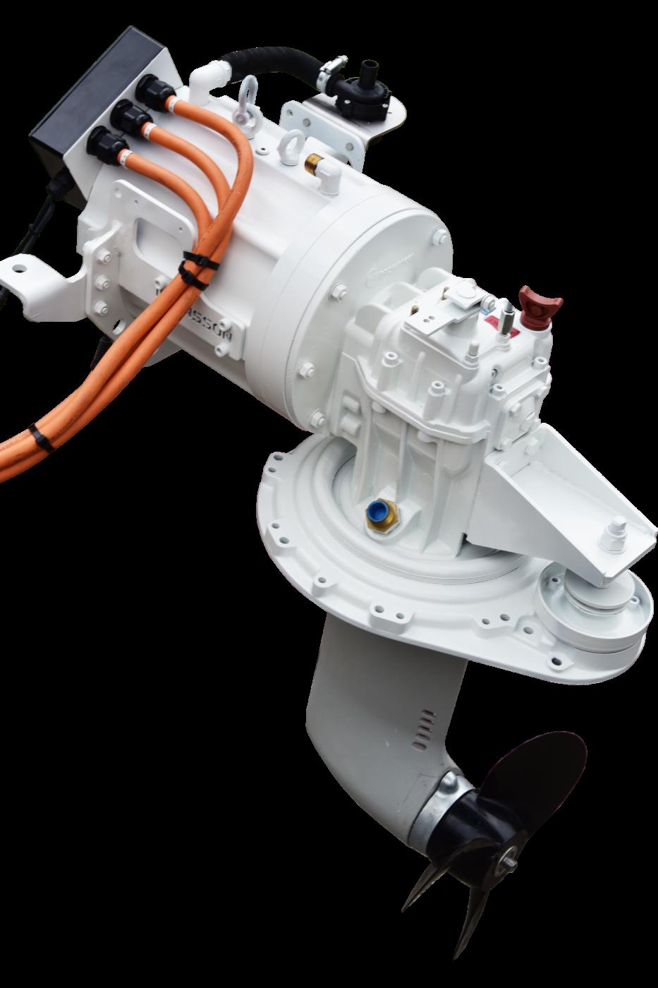 Website afbeelding, Imansson Elektromotor Marine, 19 kW 48 Volt (1)