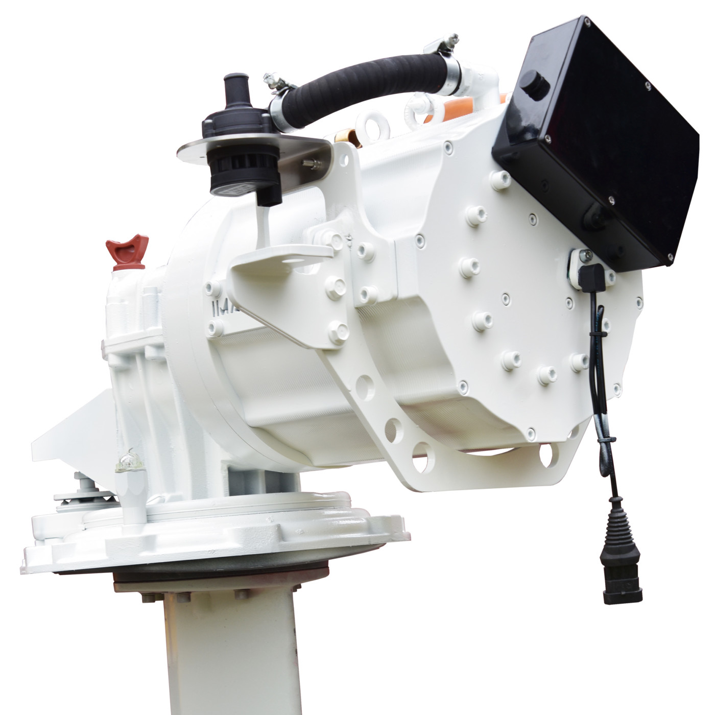 Website afbeelding, Imansson Elektromotor Marine, 19 kW 48 Volt, achter (saildrive) sq