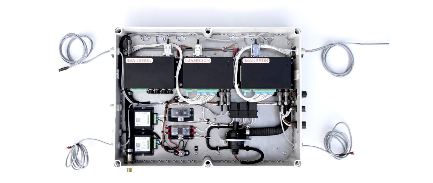 Imansson CCU, current control unit