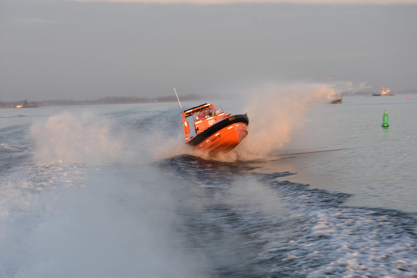 Imansson elektromotor, electric motor, electric marine motor, elektrisch varen, emissievrij varen, Palfinger boats, fast rescue palfinger, elektrische reddingsboot,